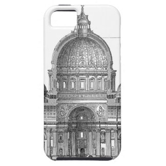St. Peter Basilica - Rome, Italy iPhone SE/5/5s Case