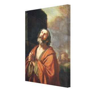 St. Peter Canvas Print