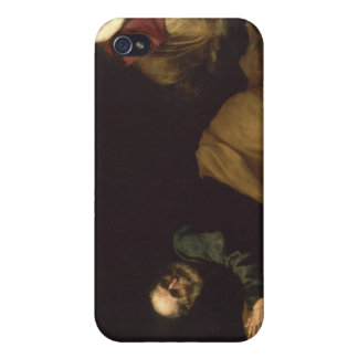 St. Peter Freed by an Angel, 1639 iPhone 4 Covers