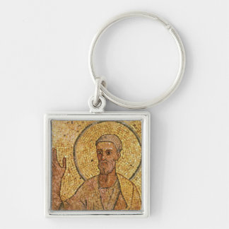 St Peter from the Crypt of St Peter c 700 AD Keychain