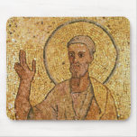St. Peter, from the Crypt of St. Peter, c.700 AD Mouse Pad