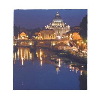 St. - Peter iglesia en Roma Blocs