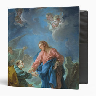 St. Peter Invited to Walk on the Water, 1766 3 Ring Binders