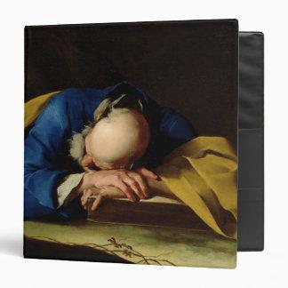St. Peter or St. Jerome Sleeping, c.1735-39 Binder