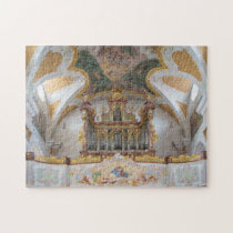 St Peter Paul Church Germany. Jigsaw Puzzle