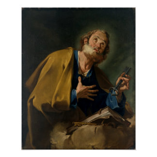 St. Peter Poster