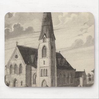 St Peter s Church and parochial residence Mousepads