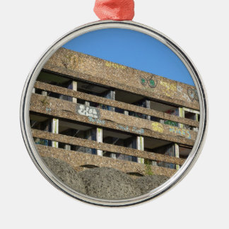 St Peter Seminary Cardross Scotland Metal Ornament