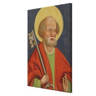 St. Peter, Storno Canvas Print