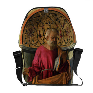 St. Peter (tempera on canvas) Courier Bag