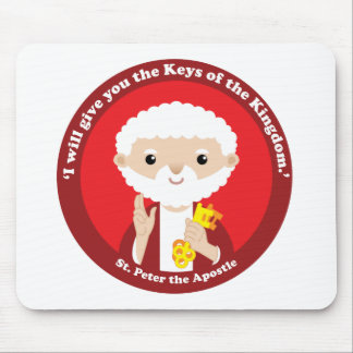 St. Peter the Apostle Mouse Pad