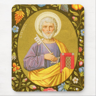 St. Peter the Apostle (PM 07) Mouse Pad