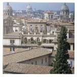 St Peters Basilica 2 Large Square Tile