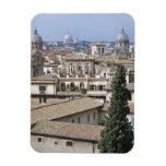 St Peters Basilica 2 Rectangular Magnets