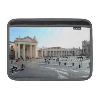 St Peter's Basilica and Columns in Vatican City. MacBook Air Sleeve