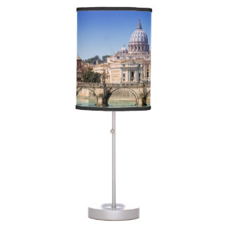 St. Peter's Basilica Desk Lamp