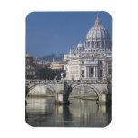 St Peters Basilica Flexible Magnet