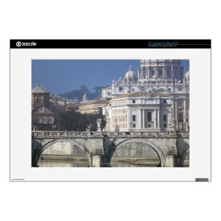 St Peters Basilica Laptop Decal