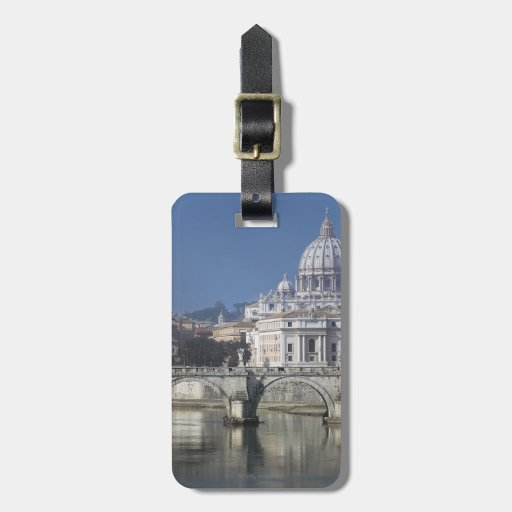 St Peters Basilica Luggage Tag