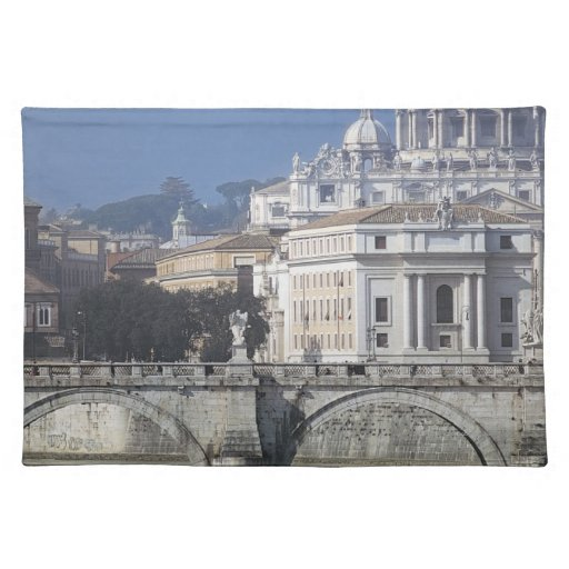 St Peters Basilica Placemats