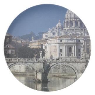 St Peters Basilica Party Plates