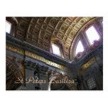 St Peters Basilica Postcard