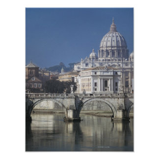 St Peters Basilica Posters