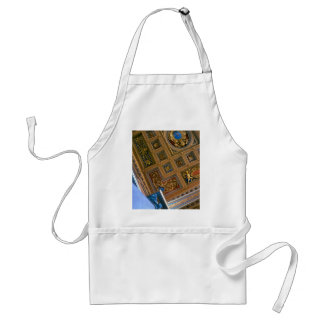 St Peter's Basilica, Rome, under the canopy Adult Apron