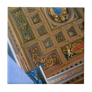 St Peter's Basilica, Rome, under the canopy Ceramic Tile