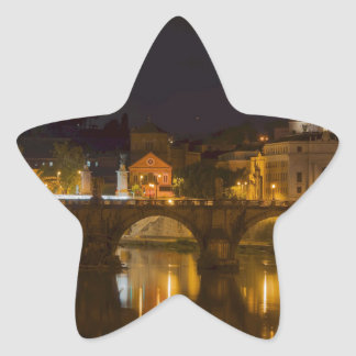 St. Peter's Basilica Star Sticker