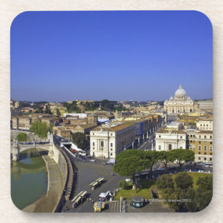 St. Peter's Basilica, State of the Vatican City Beverage Coaster