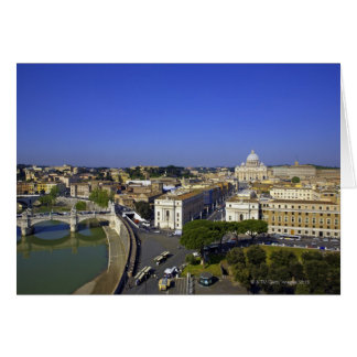 St. Peter's Basilica, State of the Vatican City Greeting Card