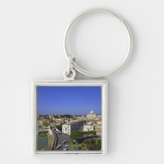 St. Peter's Basilica, State of the Vatican City Keychain