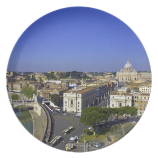 St. Peter's Basilica, State of the Vatican City Plates