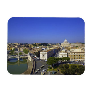 St. Peter's Basilica, State of the Vatican City Rectangular Photo Magnet