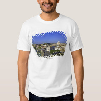 St. Peter's Basilica, State of the Vatican City Tee Shirt