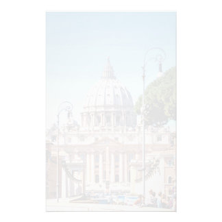 St. Peter's Basilica Stationery