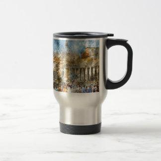 St. Peters Basilica Vatican in Rome Italy Travel Mug