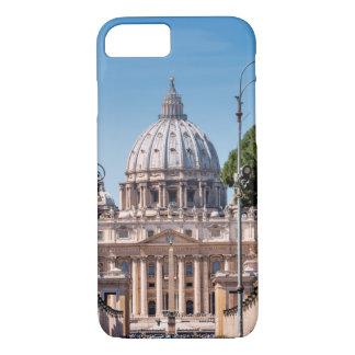 St. Peter's Basilica - Vatican iPhone 7 Case