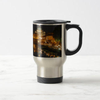 St. Peter's Basilica - Vatikan - Rome - Italy Travel Mug