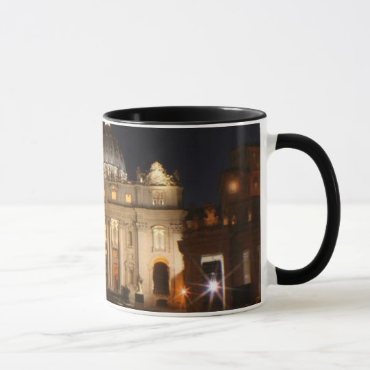 St Peters Basillica, Rome Mug