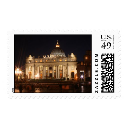 St Peters Basillica, Rome Postage