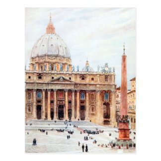 St. Peters Cathedral Postcard