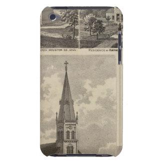 St. Peter's Church, Caledonia, Minnesota iPod Case-Mate Case