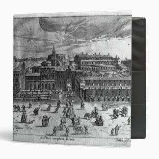 St. Peter's Church, from 'Views of Rome' Binder