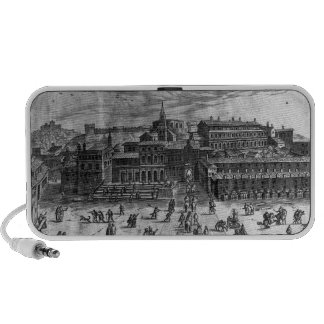 St. Peter's Church, from 'Views of Rome' Portable Speaker