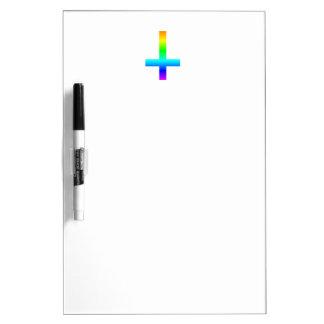 St. Peter's Cross Dry-Erase Whiteboard