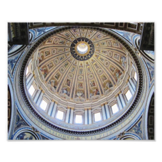 St Peter's Dome, Vatican Photo