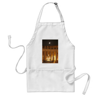 St Peter's Fountain Adult Apron