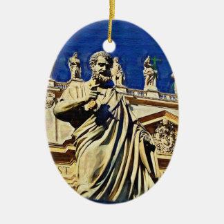 St Peters Roma cuadrada Italia Adorno
